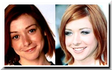Allyson Hannigan Plastic Surgery — The Rumors Create Hot Debate among Fans